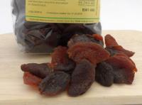 Aprikosen getrocknet, bio kbA, kleine säuerliche Wildaprikosenhälften