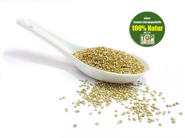 Quinoa, natur, bio kbA - das Inkagetreide