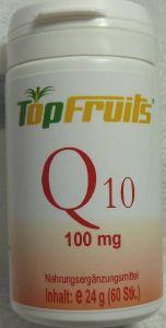 Coenzym Q10 - 60 Kapseln, á 100 mg Q10