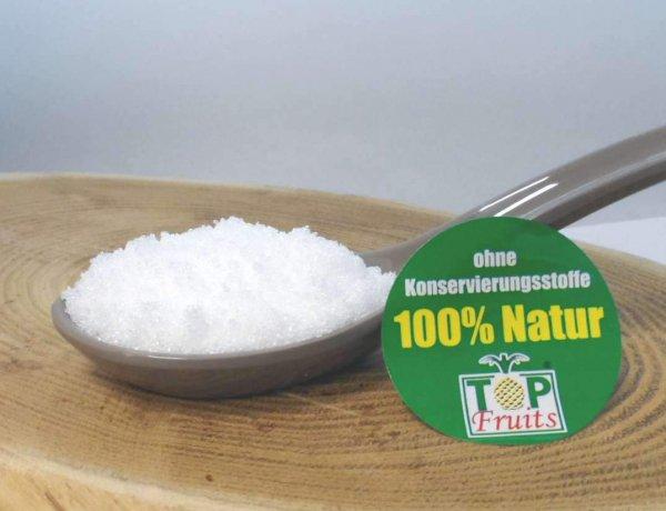 Xylitol (Xylit), Birkenzucker aus Finnland, nur etwa 2,4kcal /g