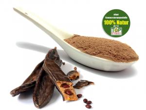 Proteinpulvermix mit Carob, ungesüßt, 100 % natürliche Zutaten