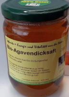 Agavendicksaft (Agavensyrup), bio kbA - 700g Glas