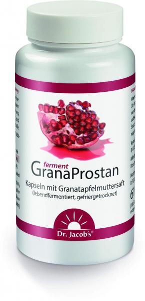 Granaprostan - 100 x 600mg - Granatapfelsaft fermentiert, Vorteilsdose