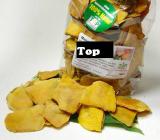 Trockenfrüchte Mangostücke, natur, faserfrei - tolles kaufen