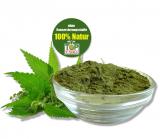 Vegane Produkte Bio Brennnessel Pulver, naturbelassen, kaufen
