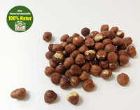 Bio Haselnusskerne, natur, ganz, ungeröstet, Top Qualität