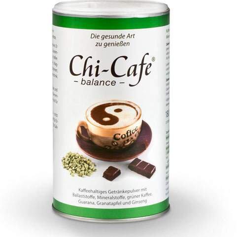 Chi-Cafe Balance Dr. Jacobs 450gr - die gesunde Art zu geniessen