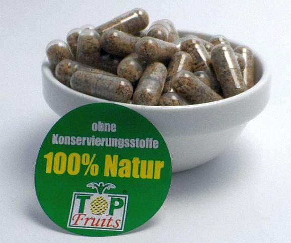 Mariendistelsamen, 120 vegane Kapseln a 425 mg, Leberkraft
