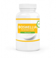 Weihrauch Pulver, Boswellia Extrakt 10:1, 100g Dose, ohne Zusätze, vegan