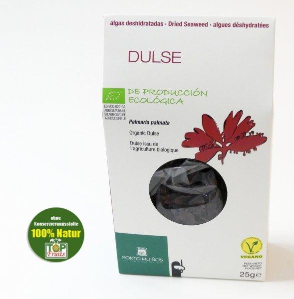 Dulse Algen, bio kbA, Rohkost, 75g